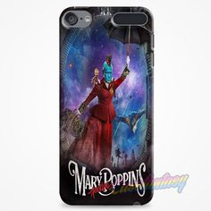 Mary Poppins iPod Touch 6 Case | casefantasy