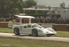 Les fabuleuses Chaparral The fabulous Chaparral race cars