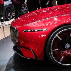 Le concept Vision Mercedes-Maybach 6 à redécouvrir Hall 5.2 #MondialAuto #conceptcar #voiture #automotive #automobile #cars #carsofinstagram #mercedes #vision6 #mondialpin crédit photo : Bitton