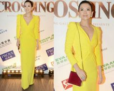 Zhang Ziyi In Rubin Singer - 'The Crossing' Cannes Film Festival Party. Re-tweet and favorite it here: https://twitter.com/MyFashBlog/status/468470702245285888/photo/1