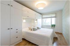50-luvun kaksion makuuhuone - Yksityiskoti, Helsinki