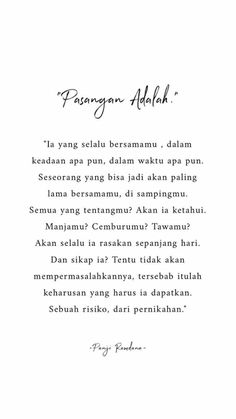 Quotes Rindu, Message Quotes, Words Quotes, Life Quotes, Muslim Quotes, Islamic Quotes, Jodoh Quotes, Cinta Quotes, Quotes Galau