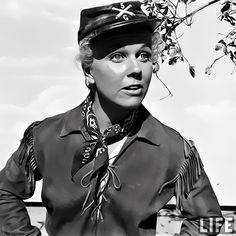 Doris Day asCALAMITY JANE (1953)