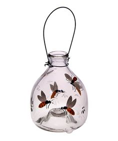 This Bee Catcher Jar by Home Essentials and Beyond is perfect! #zulilyfinds
