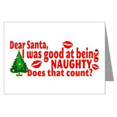 dear santa naughty quotes - photo #5