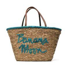 Straw Basket Bags | sheerluxe.com