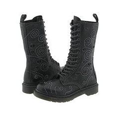 Doc Martens ~ Le Voodoo Boots