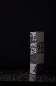 100 Makers - Richard McVetis #embroidery #maker #artist #geometric #textiles…