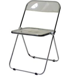 Folding Chair Parts Blue Kitchen Cushions With Ties Metal Best Chairs Tu Delft Giancarlo Piretti 1968