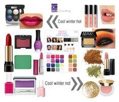 Cool winter make-up/ Cool winter make-up. by roorda on Polyvore featuring schoonheid, Chanel, Lancôme, NARS Cosmetics, Make, Bobbi Brown Cosmetics, Isaac Mizrahi, Charlotte Tilbury, Clinique and Bare Escentuals