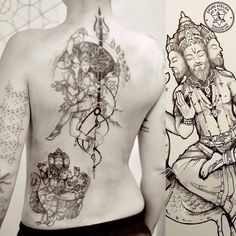 Tatouage » Épure