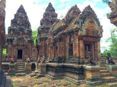 Banteay Srei - Siem Reap travel ideas