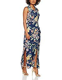 Joe Browns Women's Tropical Floral Shirt Dress