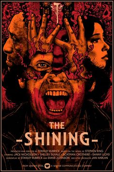 "The Shining ""The Awakening of Jack"" by NIKITA KAUN /"