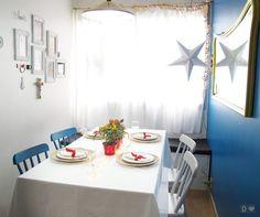 dcoracao.com - blog de decoração: Mesa de Natal brasileira também.