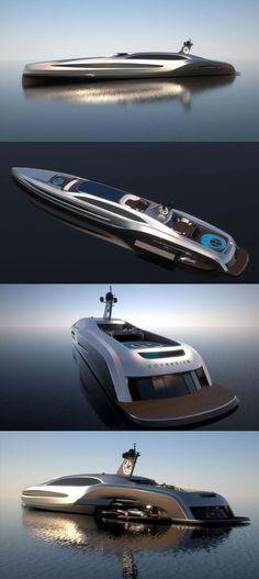 Sovereign 100 Meter Superyacht
