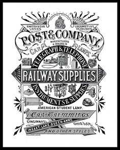 Creative Design, Post, Company, Sheaff, and Ephemera image ideas & inspiration on Designspiration Vintage Labels, Vintage Ephemera, Vintage Ads, Vintage Posters, Vintage Images, Vintage Items, Vintage Typography, Typography Letters, Vintage Type