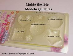 Debika cookie mold
