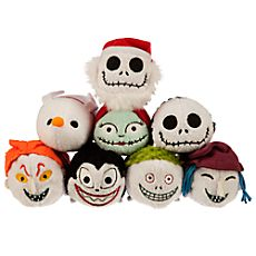 The Nightmare Before Christmas ''Tsum Tsum'' Mini Plush Collection