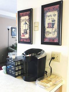 Adding a Touch of Rustic/Bistro Home Decor - https://maepolzine.com/blog/rustic-bistro-home-decor  #interiors #homestyle #decor