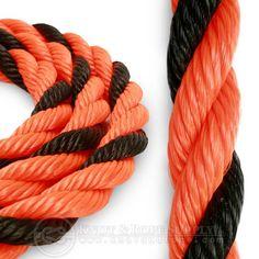 orange & black