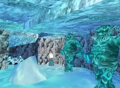 The Ice Giants, Everfrost, EverQuest Ice Giant, Past, Passion, Technology, Games, Outdoor, Tech, Outdoors, Past Tense