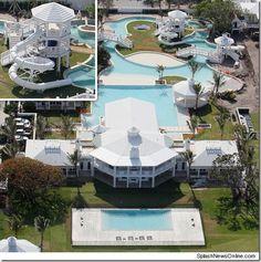 The Celine Dion mansion