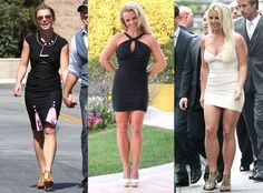 Britney Spears in the some awesome @Stop Staring! designs.