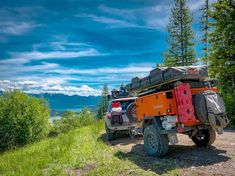 Want to go off-roading with the luxury of home? Check out our picks for the best off-road camper trailers on the market. These small campers are easy to tow and set up out in the wild beyond. #thewaywardhome #camper #trailer #camping #offroad #offgrid