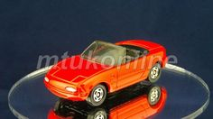TOMICA 111B EUNOS ROADSTER MAZDA MX5 | 1/57 | 111B-1 | FIRST | 1994 CHINA