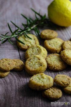 Zitronen-Rosmarin-Taler