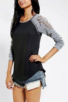 Sweaters, Tops + Tees - Urban Outfitters