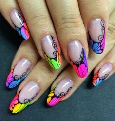 Colors nails