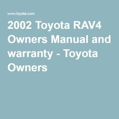 1995 toyota camry owners manual book guide owners manuals pinterest find everything you need to know about your 2007 toyota sienna in the owners manual from toyota owners fandeluxe Choice Image
