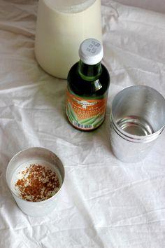Moroccan Almond Milk