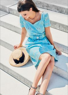 Fashion Studio, Oxford, Casual, Dresses, Vestidos, Oxfords, Dress, Dressers, Flower Girl Dress