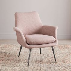 Finley Lounge Chair   West Elm Living Furniture, Living Room Chairs, Furniture Sets, Lounge Chairs, Side Chairs, Plywood Furniture, Modern Furniture, Futuristic Furniture, Furniture Design