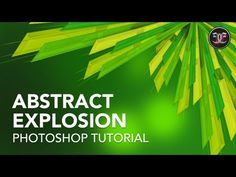 Photoshop Tutorial: Abstract Explosion