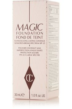 Instructions for use: Apply using the [Charlotte Tilbury Magic Complexion Brush id664776], starting at the center of the face and working outwards Finish with [Air Brush Flawless Finish Micro-Powder  1 Fair id418019] along the T-zone and chin to control shine  30ml/ 1.0fl.oz. Made in Italy  Ingredients: Aqua/Water/Eau, Cyclopentasiloxane, Cyclohexasiloxane, Talc, Cetyl Peg/Ppg-10/1 Dimethicone, Titanium Dioxide (Nano), Glycerin, Nylon-12, Hdi/Trimethylol Hexyllac...