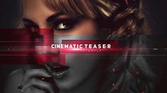 Cinematic Teaser (Abstract) #Envato #Videohive #aftereffects