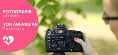 Fotografie lernen von Anfang an