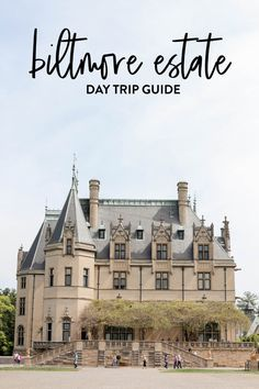 See my Biltmore travel guide to learn everything you need to know about the gardens and property before you plan your trip! Italy Vacation, Vacation Trips, Vacation Ideas, French Polynesia Honeymoon, North Carolina Vacations, Romantic Vacations, Romantic Travel, Venice Travel, Us Travel Destinations