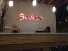 LOVE THIS Place :) SAKURA Steak House & Sushi in Williston, ND