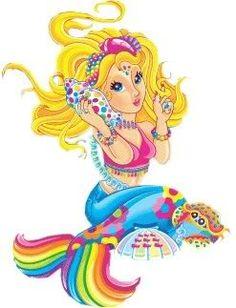 Lisa Frank Mermaid Related Keywords & Suggestions - Lisa Frank ...