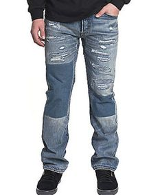 501 Straight Leg Denim Jeans