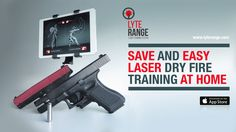 LyteRange is an iOS application for dry fire training in combination with laser trainer aids. LyteRange runs on your iPad and is compatible with most red las...