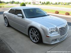 Chrysler after modification and/or restoration by Autobahn Motors Group. Visit this section to see stunning photos with complete step by step build photos.