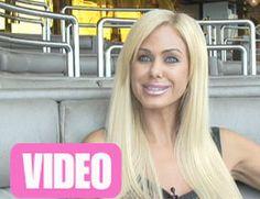Interviews cultes spécial Secret Story : La bimbo Shauna Sand (VIDEO)