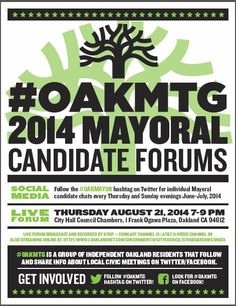 Oakland Elections 2014