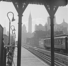 South from 59th St. , March 1952